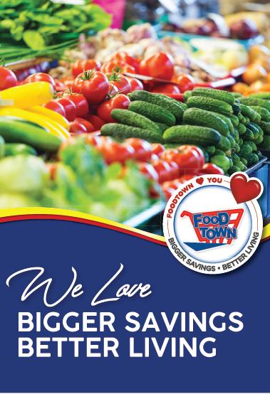 We love Bigger Savings Better Living Poster
