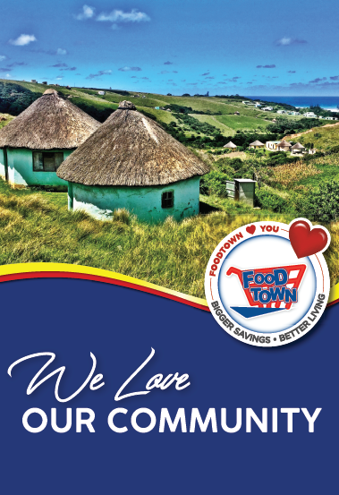 We love our community poster